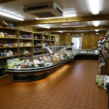 Vicars - Farmshop internal