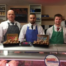 Gloucester Old Spot and Scrumpy Jack sausages _ Butchery Boys